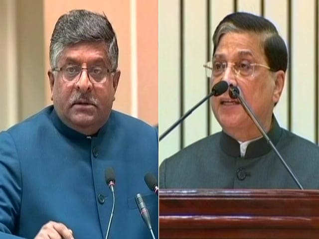 Video : Government vs Judiciary Rift Out In The Open?