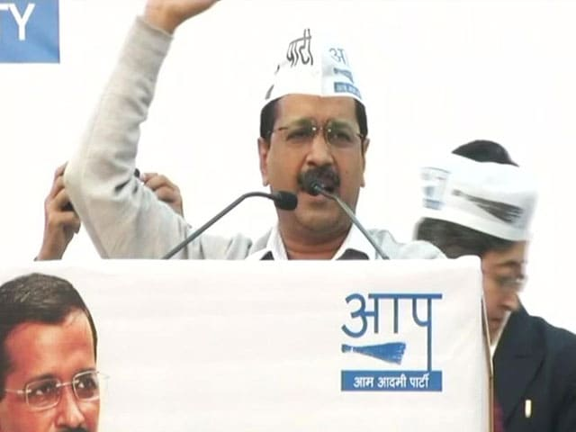 Video : AAP Gets Rs. 30-Crore Notice; Was Given 34 Chances To Explain, Say Taxmen
