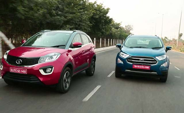 Video : Which Car Should I Buy? - All New Ford EcoSport Takes On The Tata Nexon