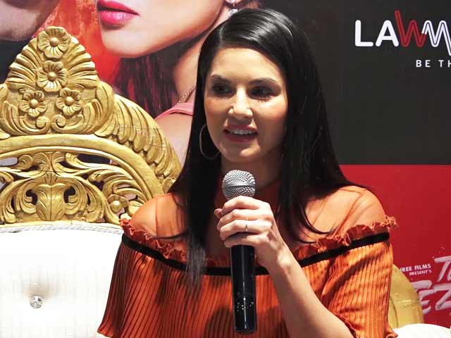 Sunny Leone Responds To 'Barbie' Song Controversy