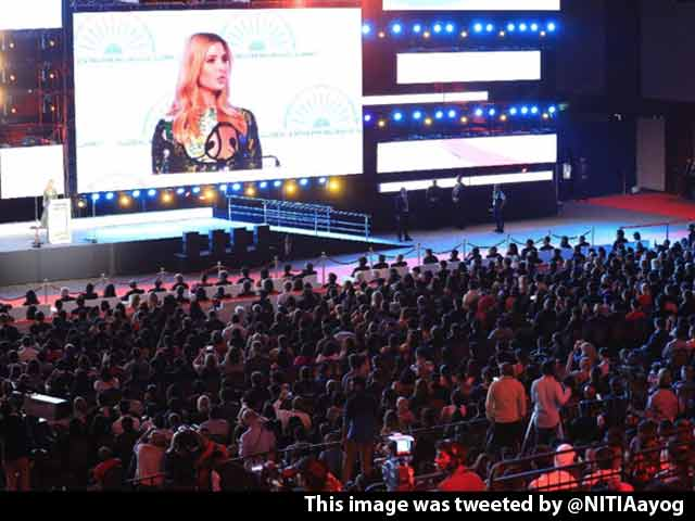 Video : Ivanka Trump Says PM Modi's Rise From Tea-Seller Brings Hope For Change