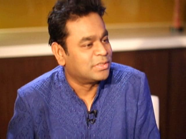 Video : In Conversation With A R Rahman