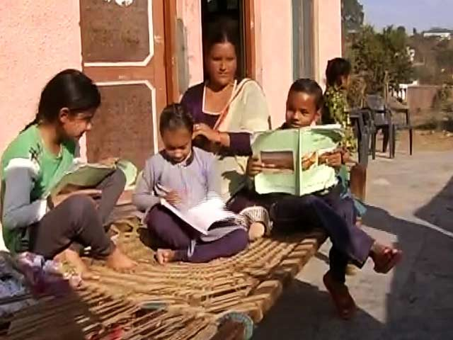 Video : Schools Shut Due To Pak Shelling, Children Unable To Afford Education