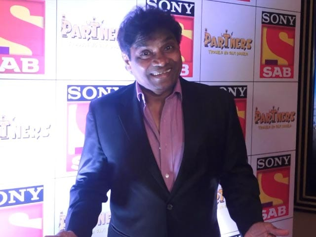 Comedy King Johnny Lever On His New TV Show