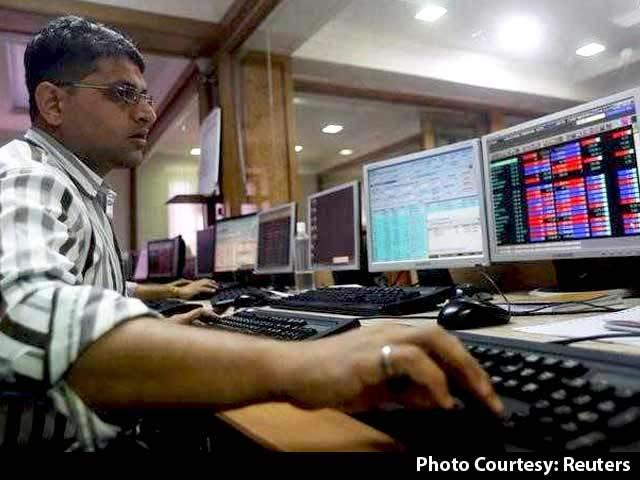 Video : Sensex Falls Sharply Ahead Of GDP Data