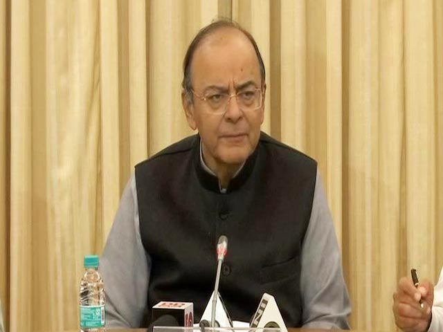 "Video : Growth Recovers, Arun Jaitley Says ""Impact Of Notes Ban, GST Behind Us"""