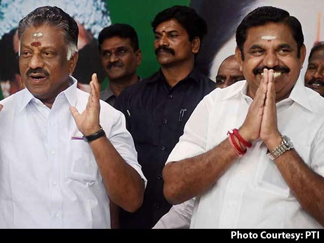 Video : For Jayalalithaa's Seat, RK Nagar, Panneerselvam Loyalist Is AIADMK Pick