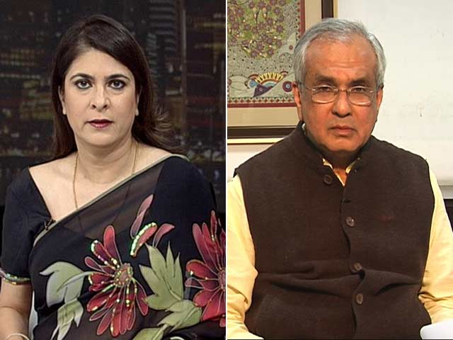 Video : Niti Aayog Vice-Chairman On GDP Numbers: Great Year, Great Reforms