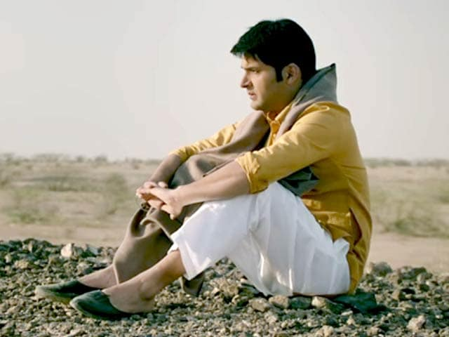 First Impressions Of Kapil Sharma's Firangi