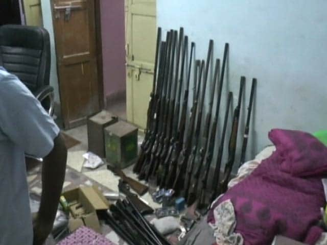 Video : A Jammu And Kashmir Connection To Rajasthan's Fake Gun Licences