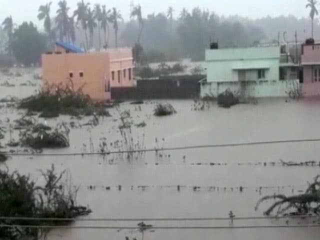 Video : Cyclone Ockhi: 150 Tamil Nadu And Kerala Fishermen Safe In Lakshadweep