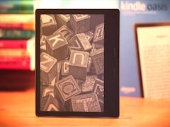 Amazon's new Kindle Oasis: E-reading gets an upgrade