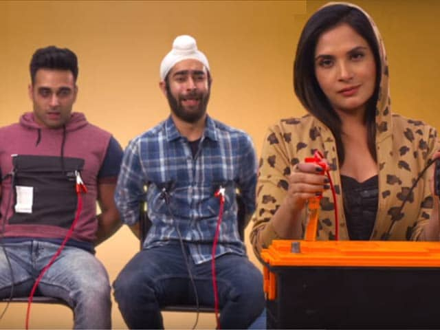 Video : Fukrey Returns Film Marketing Campaign That's Using Ads Instead Of Trailers