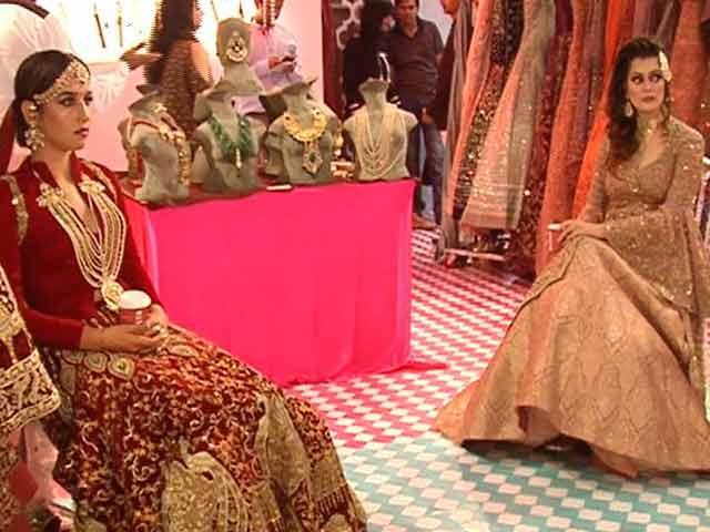 Video : $40 Billion Wedding Market Muted: Traders