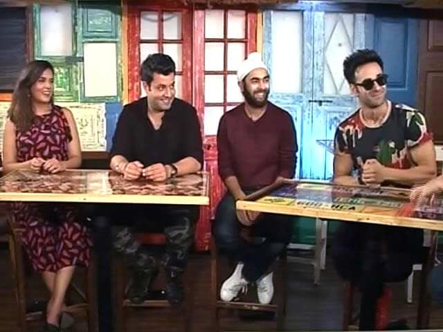 Spotlight on Fukrey Returns