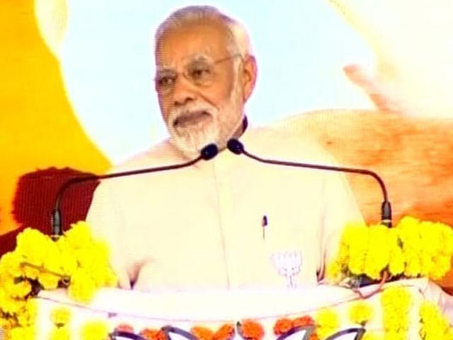 Video : PM Narendra Modi's 'Aurangzeb Raj' Dig As Rahul Gandhi Set To Become Congress Chief