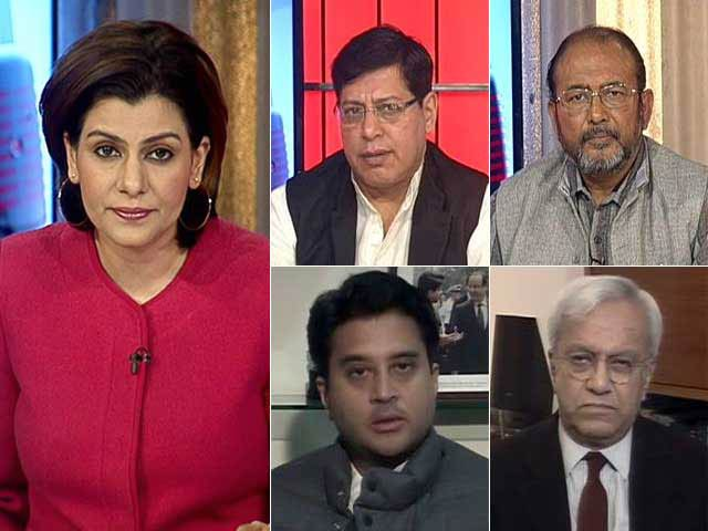 Video : Rahul Gandhi's Promotion: 'Darling' Or 'Aurangzeb'?