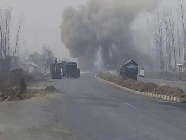 Video : सेना के साथ मुठभेड़ में लश्कर के तीन आतंकी ढेर