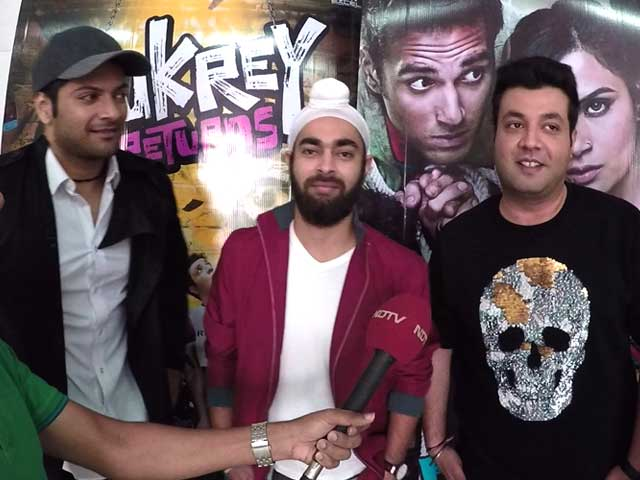 Video : <i>Fukreys</i> On Why They Are Scared Of <i>Bholi Punjaban</i>