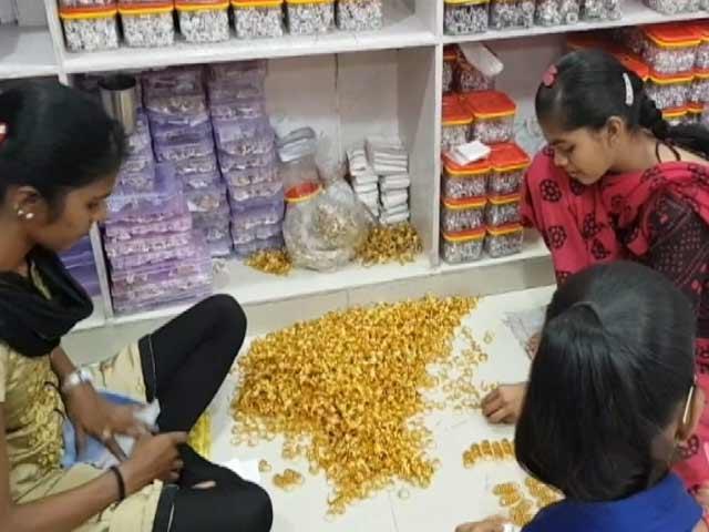 Video : राजकोट में नकली गहनों के कारोबार पर भी GST की मार