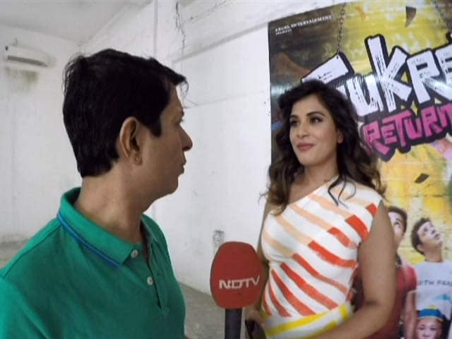 Richa Chadha Tells Us Why Fukreys Should Be Scared Of Bholi Punjaban
