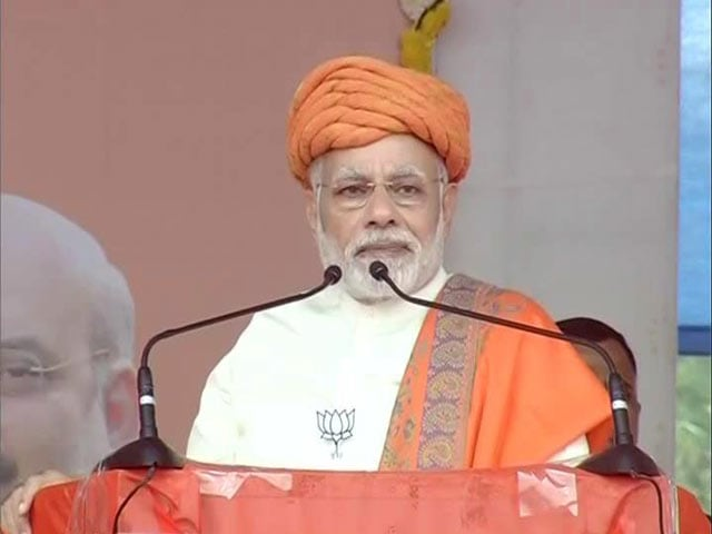 Video : 'Why Link Ram Mandir And Elections', Says PM In Sharp Attack On Congress