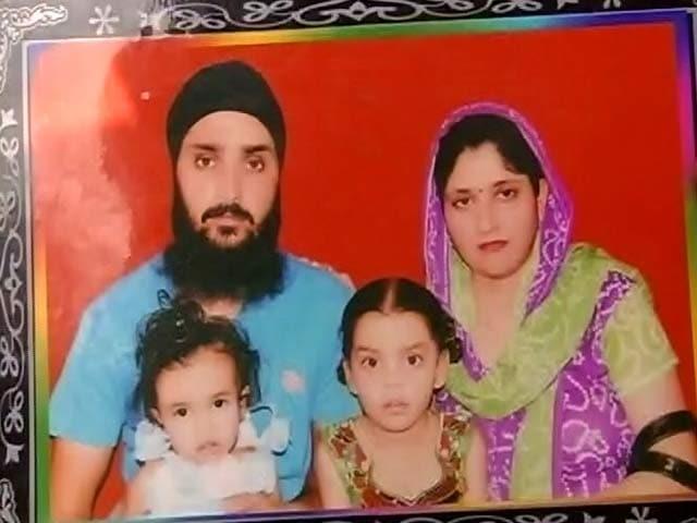 Video : जम्मू-कश्मीर के एक परिवार ने विदेश मंत्री सुषमा स्वराज से मदद मांगी