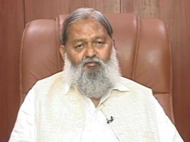 Video : 'पद्मावत' से राजपूत समाज सहमत नहीं, इसलिए बैन लगाया : अनिल विज