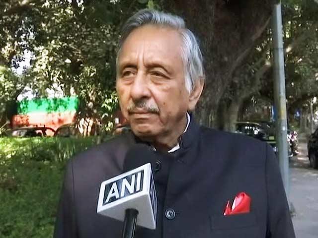 Video : After Rahul Gandhi Rebuke, Congress Suspends Mani Shankar Aiyar
