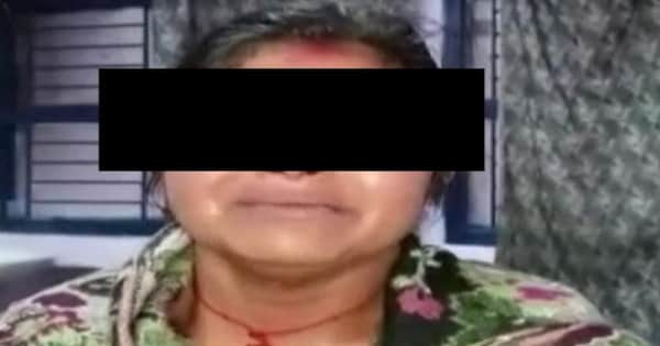 Delhi Woman Beaten, Paraded Naked After She Helped Raid -6302