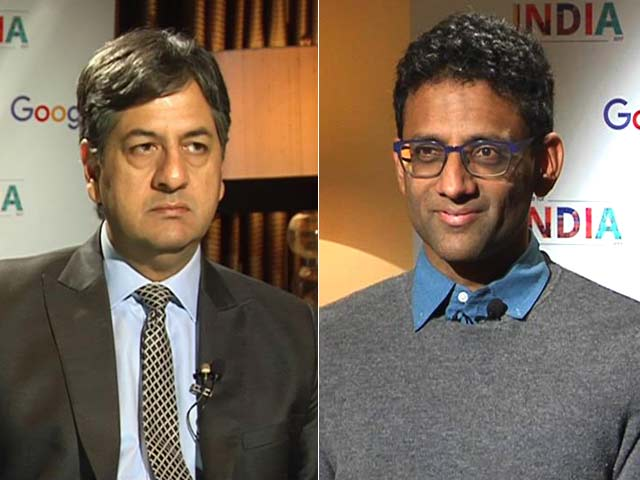 Video : Ben Gomes, The Man In-Charge Of Google Search, Speaks To NDTV
