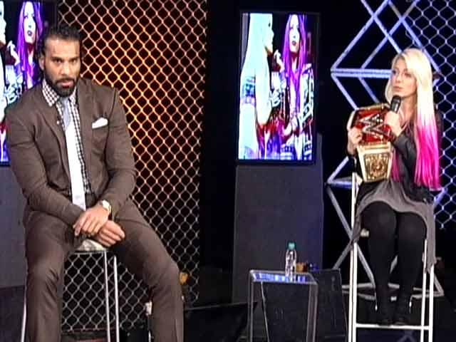 Video : I Will Beat HHH, Says Confident Jinder Mahal
