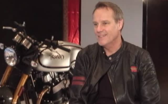 In Conversation with Stuart Garner, CEO Norton Motorcycles