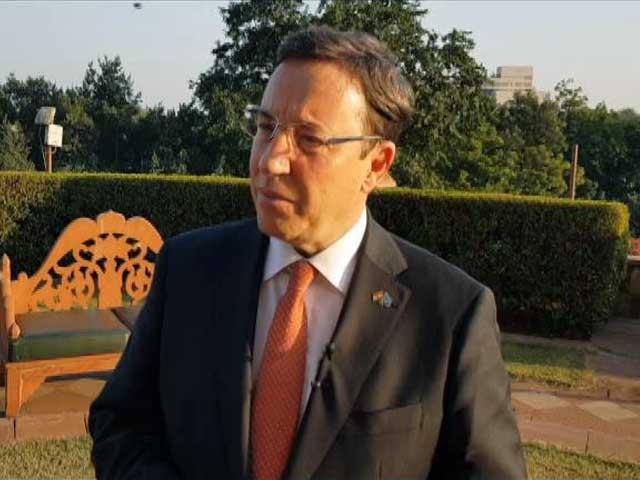 Video : Walk The Talk With UNDP's Achim Steiner