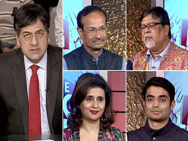Video : The Big Fight: Gujarat Elections - A Battle Of Prestige?