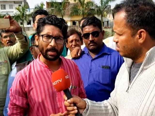 Videos : BJP ने 22 साल से गुजरात को लूटा है : जिग्नेश मेवाणी