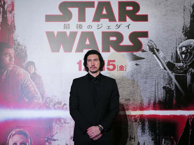 Adam Driver On Playing Kylo Ren & Adjusting To Fame