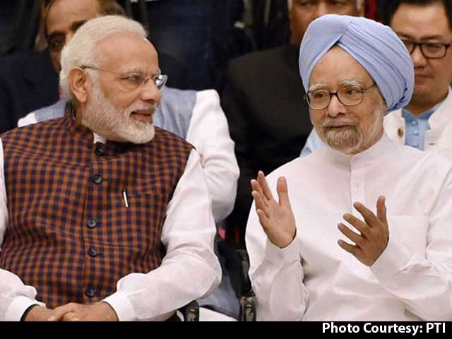 "Video : ""PM Must Apologise"": Manmohan Singh's Unusually Sharp Counter On Pak Row"