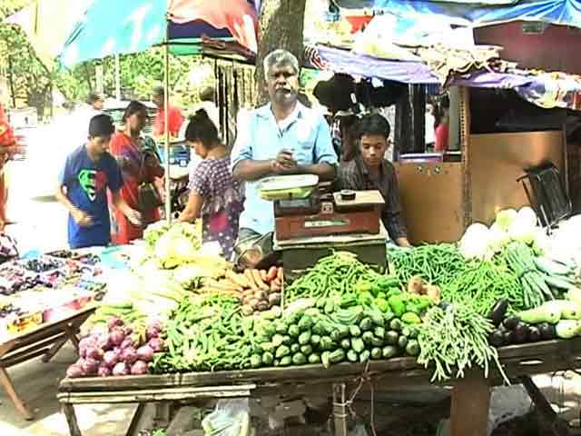 Video : Retail Inflation Rises To 15-Month High, Industrial Output Growth Slows