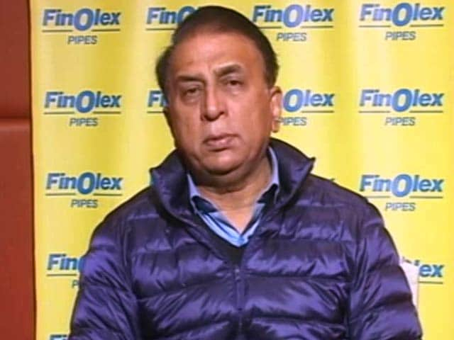 Video : India Should Go To South Africa On A Confident Note: Sunil Gavaskar