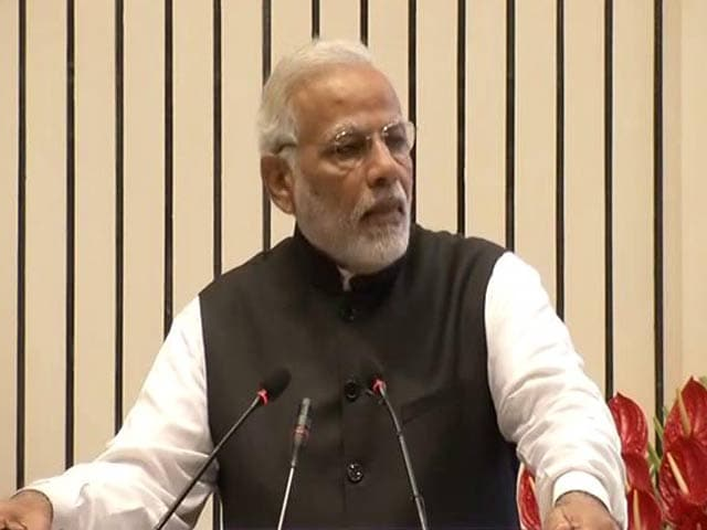 Video : My Government Trying To Set Up Transparent Systems, Says PM