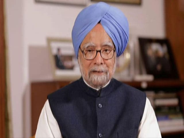 Video : An Awkward Handshake, Manmohan Singh's Video Message, Amit Shah's Counter