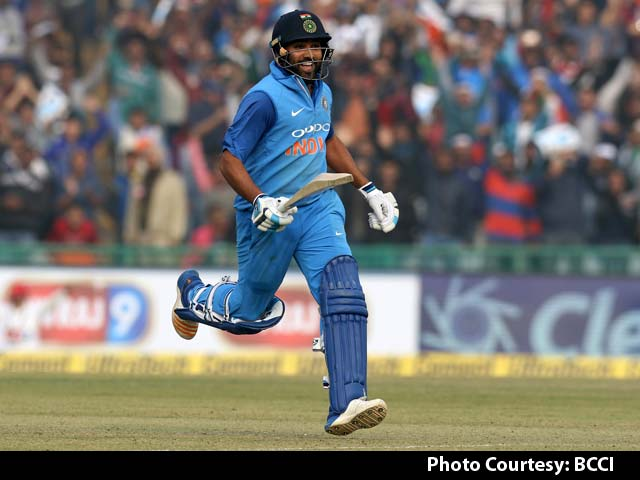 Ruthless Rohit Sharma Double Leads India To Series-Levelling Win