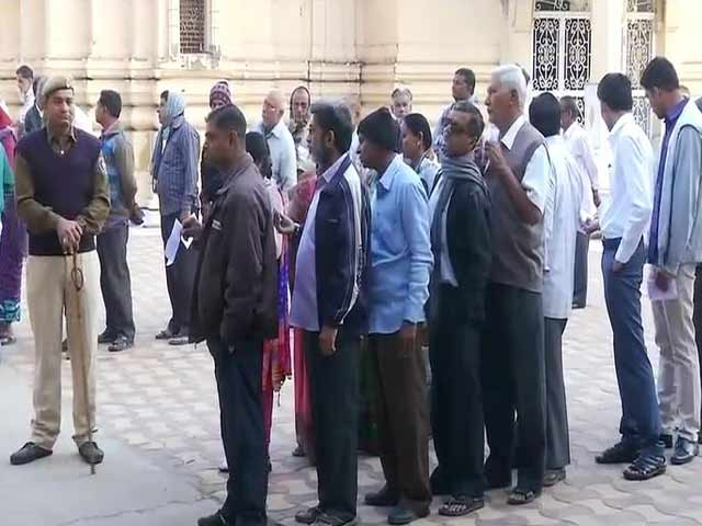 Video : Gujarat To Vote For 93 Seats In Second Phase Of Polling Today