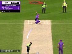 Big Bash Cricket Review: Best Cricket Game on Android and iOS?