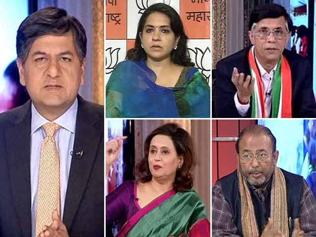Video : BJP Will Win Gujarat, Says Poll Of Exit Polls, Congress To Lose Himachal