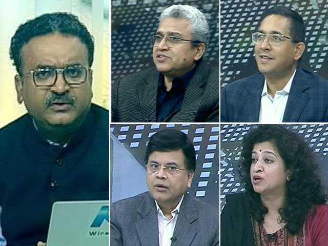 Videos : अबकी बार किसकी सरकार : एग्ज़िट पोल: गुजरात में फिर BJP
