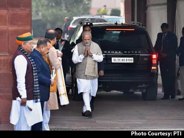Video : PM Urges Teamwork, Congress Seeks Apology In 'Pak Meet' Row