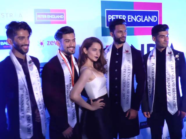 Winning International Pageants Is An Act Of Patriotism: Kangana Ranaut