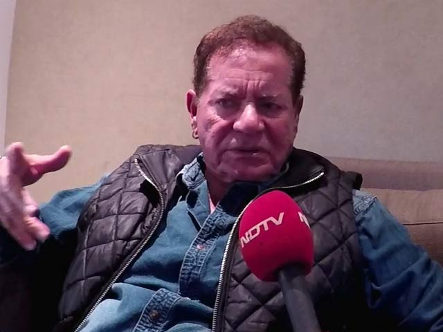 Video : Salim Khan Fondly Remembers Raj Kapoor